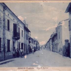 Edgardo Azzi, CARTOLINE DA DOSOLO
