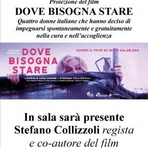 Dove bisogna stare - Incontro con il regista Stefano Collizzolli