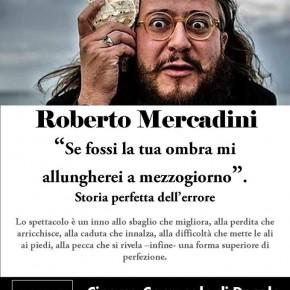 """Roberto Mercadini """"Se fossi la tua ombra mi allungherei a mezzogiorno"""". Storia perfetta dell'errore"""