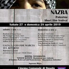 Nazra-Palestine short film festival