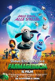 Shaun, Una vita da pecora FARMAGEDDON - IL FILM